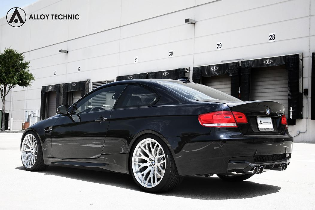 20 Quot Alloy Technic Mesh Installed On My E92 M3 Only 20 21 Lbs Per Wheel Bmw M5 Forum And