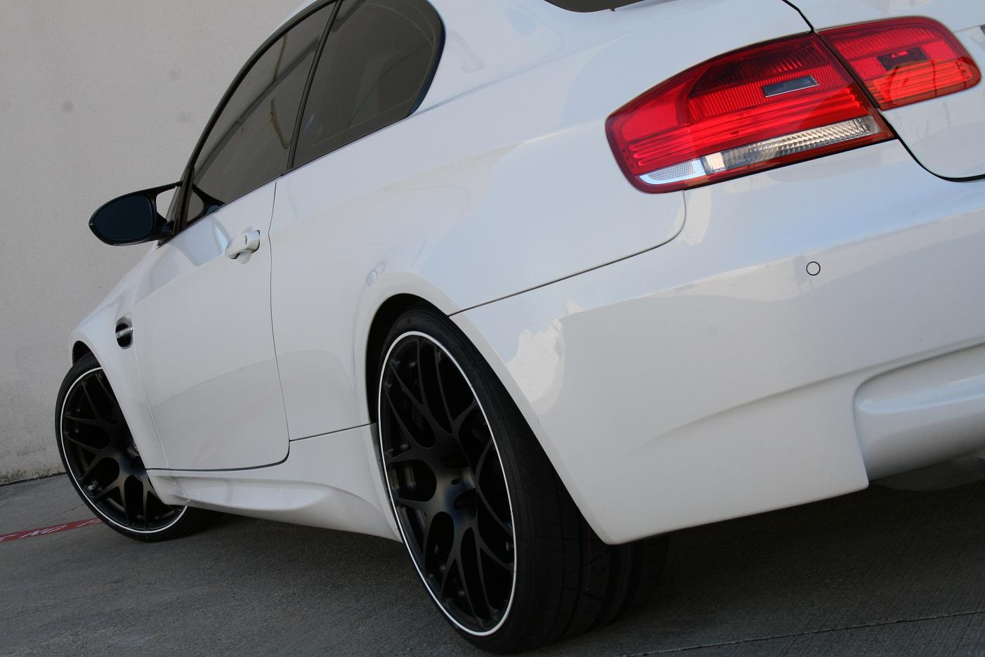20 Quot Hre P40 Matte Black With Aw Pinstripe On Aw E92 M3 Bmw M5 Forum And M6 Forums