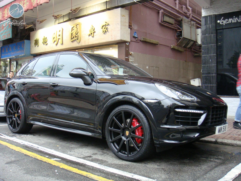 Modulare Wheels Porsche Cayenne Gts 22 Modulare B15 Satin Black 6speedonline Porsche Forum And Luxury Car Resource