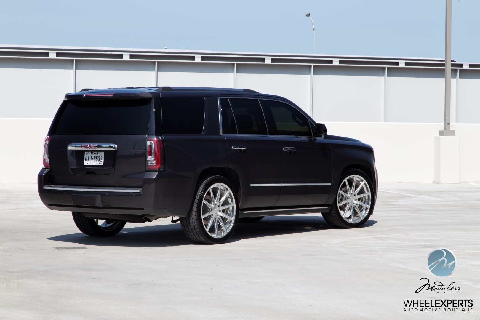modulare wheels 2016 gmc yukon denali 24 modulare b15. Black Bedroom Furniture Sets. Home Design Ideas
