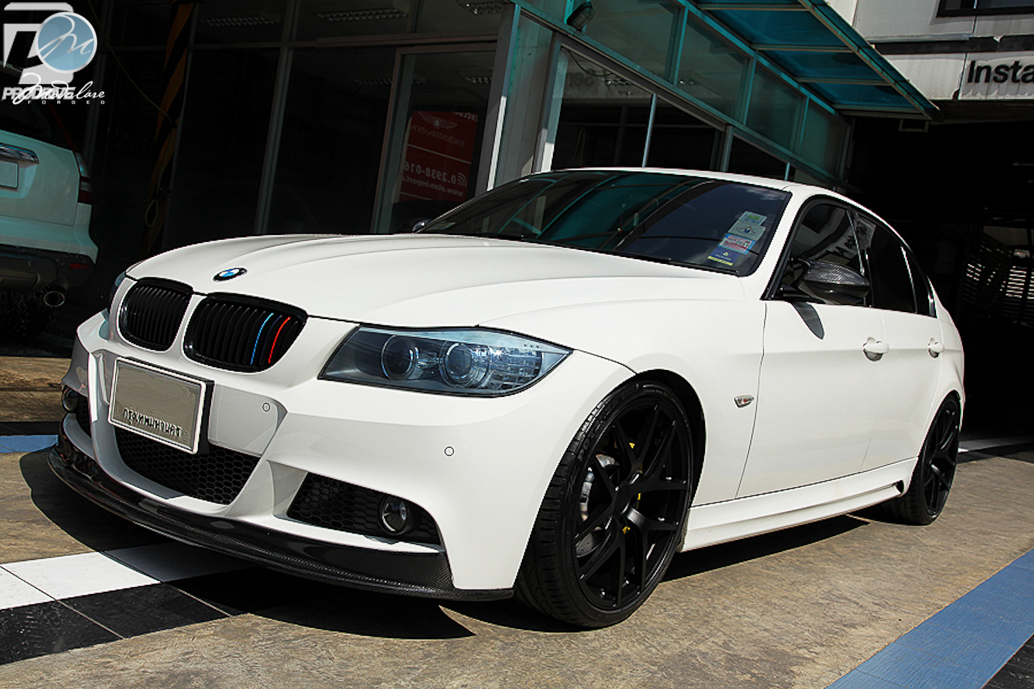 modulare wheels 19 b18 on prodrive shop 39 s bmw e90 lci. Black Bedroom Furniture Sets. Home Design Ideas