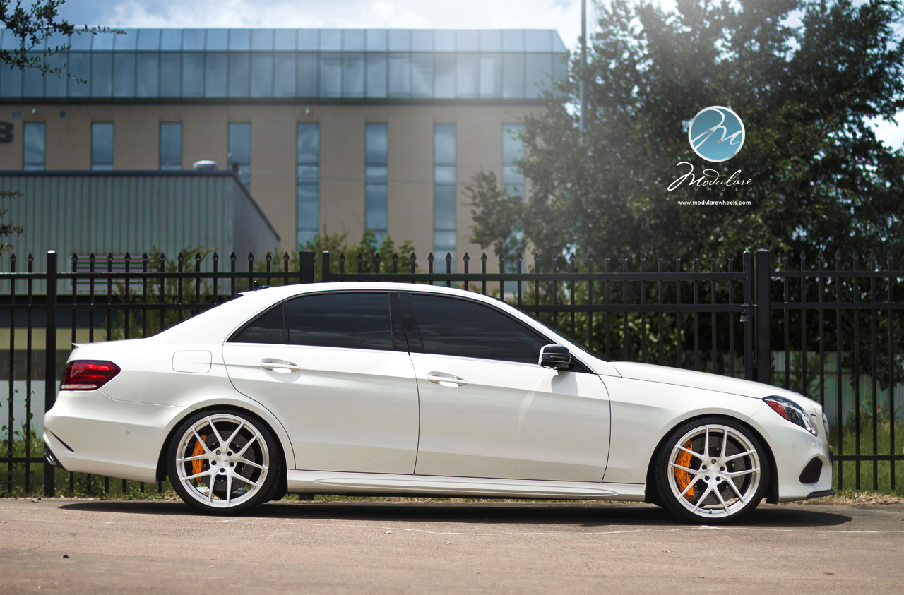 Modulare wheels wheel experts 2014 mercedes benz e350 for Mercedes benz tire rims