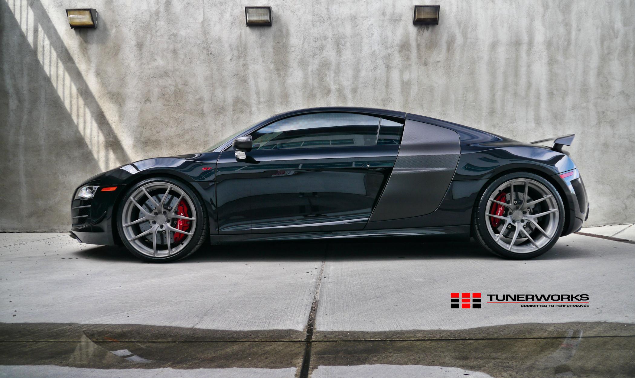Modulare Wheels Tunerworks Performance Audi R8 Gt