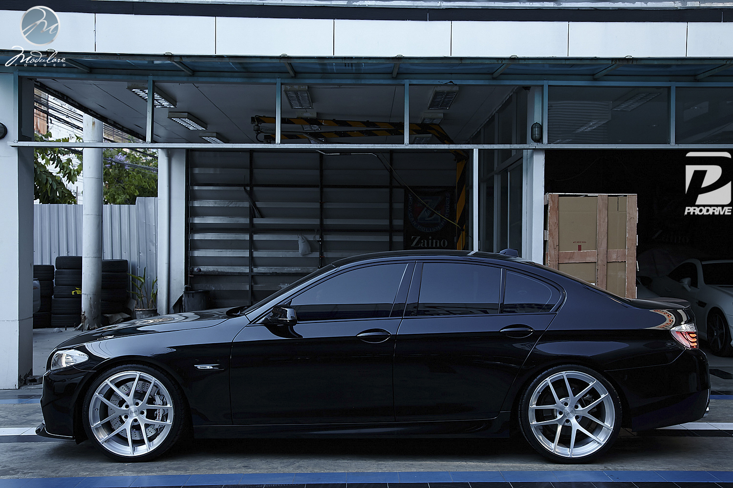 Modulare Wheels Prodrive Shop Bmw F10 5 Series 21