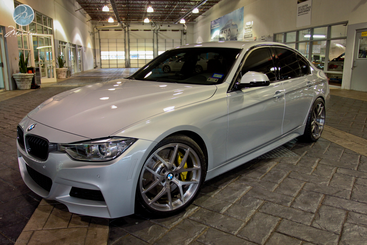 Modulare Wheels Bmw Of Houston North 2012 Bmw F30 19
