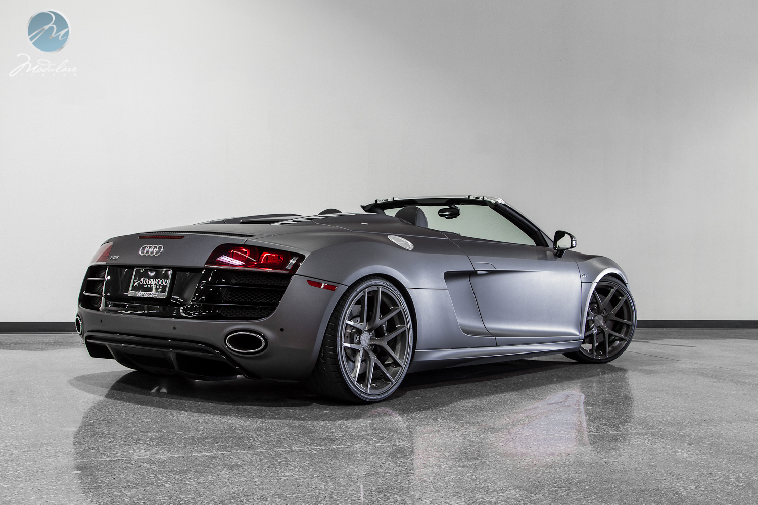 audi r8 spyder grey 2017. Black Bedroom Furniture Sets. Home Design Ideas