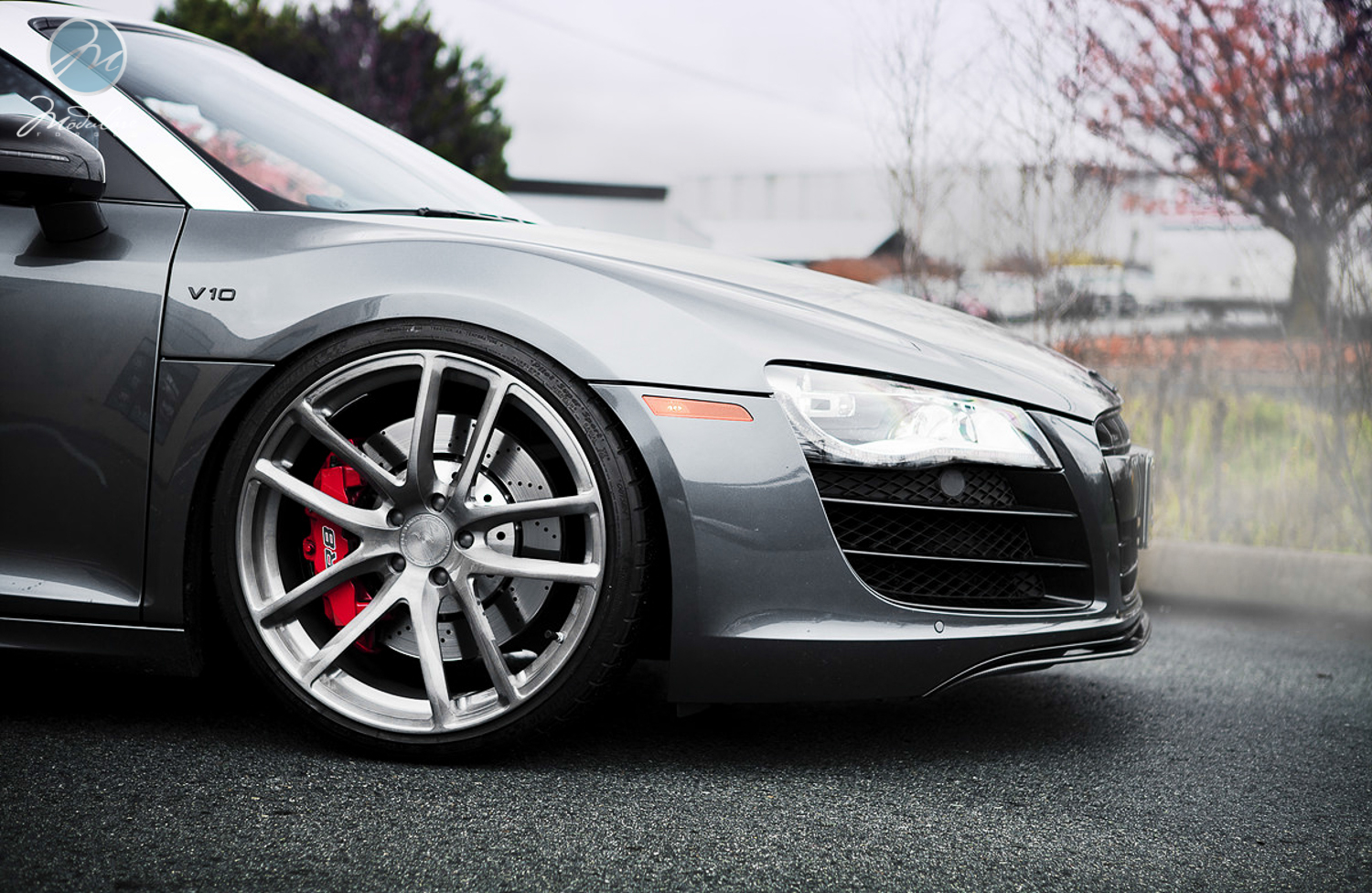 Modulare Wheels Sr Auto Group 2013 Audi R8 V10 Spyder