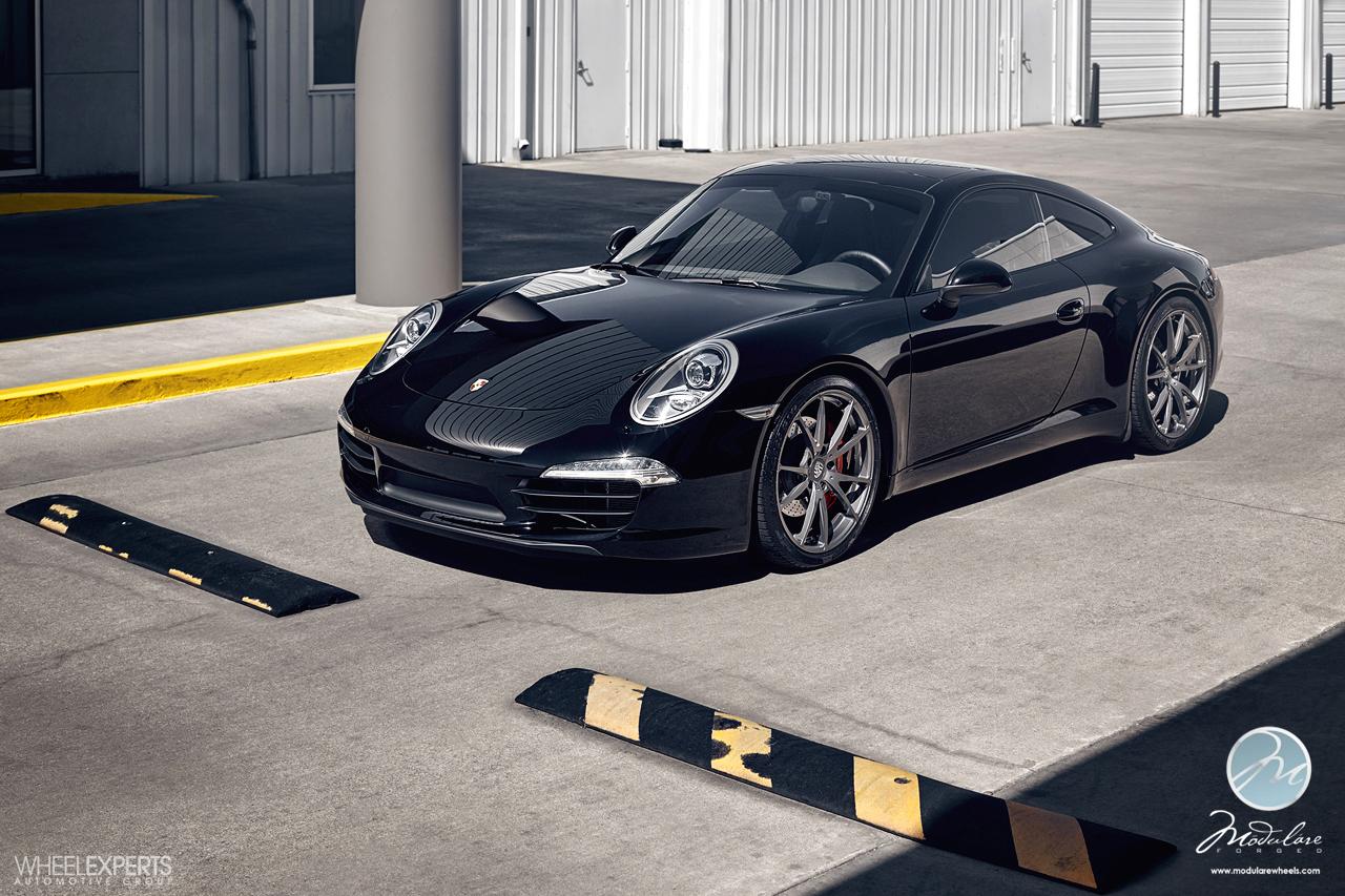 Porsche West Houston >> Modulare Wheels Porsche West Houston Porsche 991 Carrera S 20