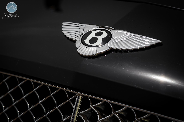 Modulare Wheels Photoshoot Bentley Gt Speed 22