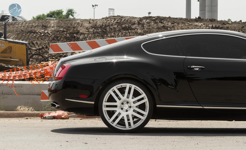 B Bentley Preview on 2003 Bentley Continental Gt