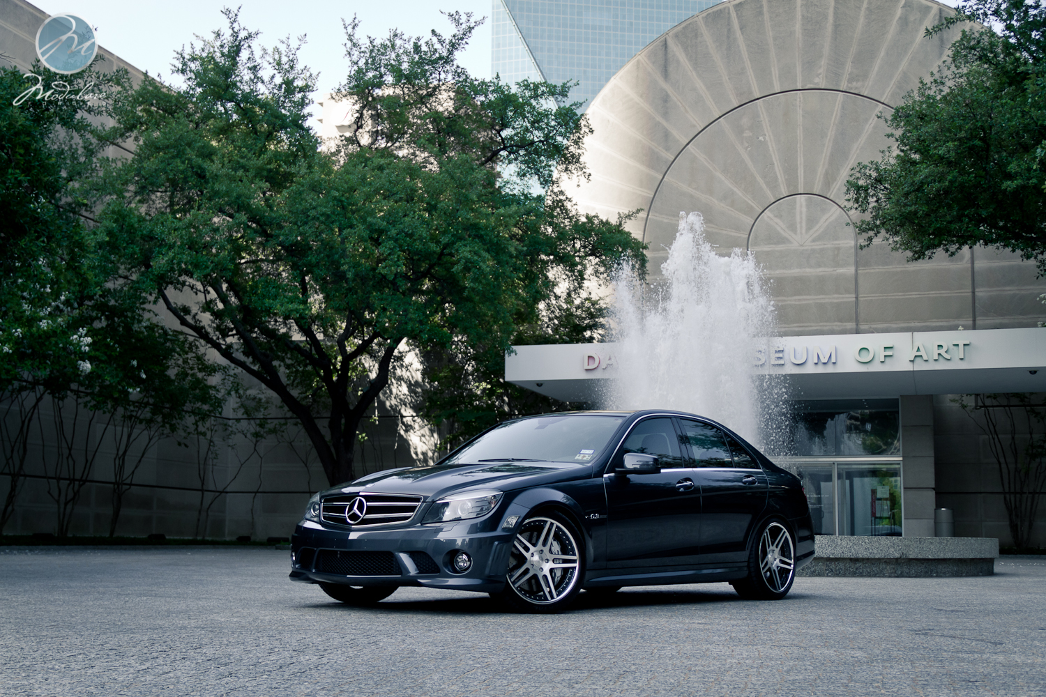 C63 with Modulare C11 wheels