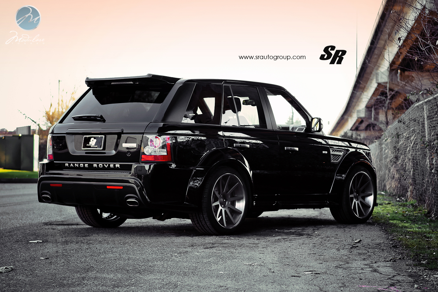 Photoshoot Range Rover Sport Widebody 22 Quot Modulare C15