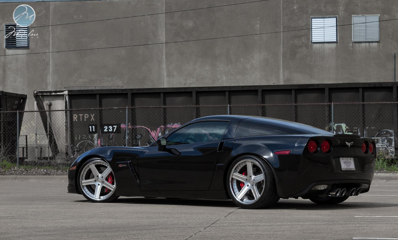 "Re Chrome Rims >> Modulare Wheels | Photoshoot: Corvette Z06 | 20"" Modulare C7 brushed"