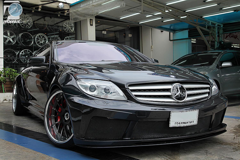 Modulare Wheels Prodrive Shop Mercedes Benz Cl W216