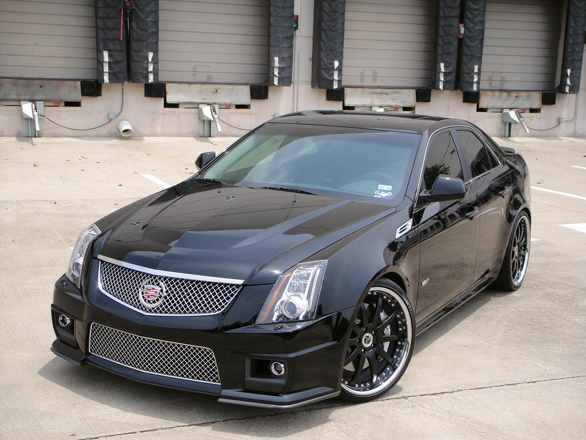 21 modulare m15 satin black 2010 cadillac cts v dfw. Black Bedroom Furniture Sets. Home Design Ideas