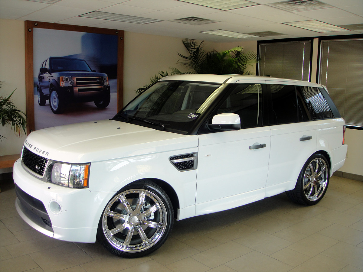 2011 range rover sport gt 22 modulare m16 in chrome 6speedonline porsche forum and luxury. Black Bedroom Furniture Sets. Home Design Ideas