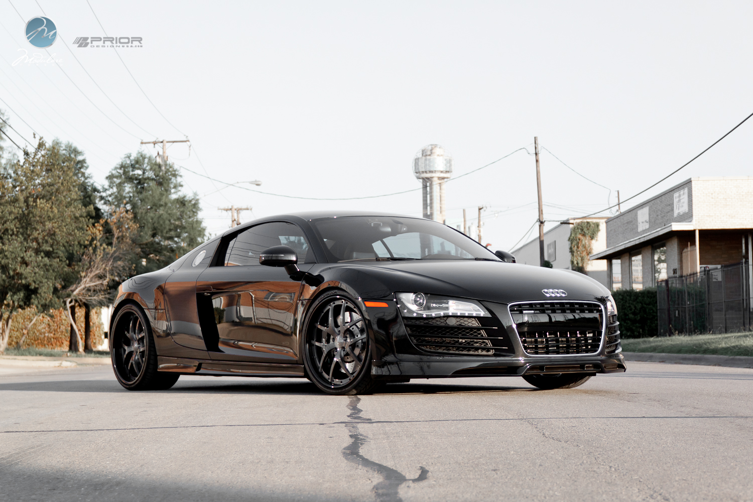 Professional Shoot 2010 Audi R8 With 20 Quot Modulare M18