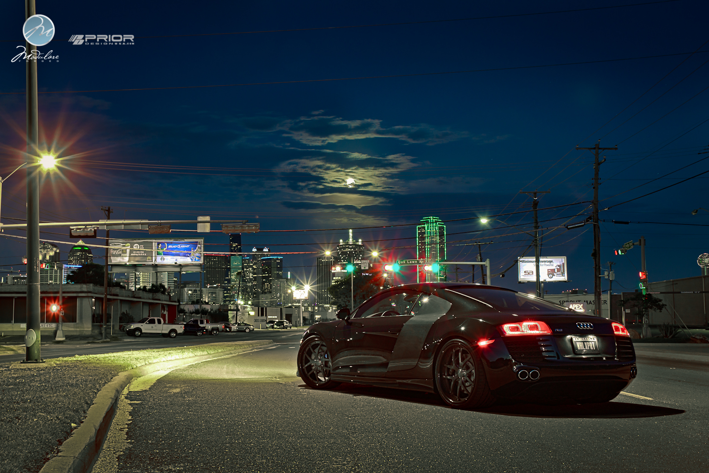 "Range Rover Dallas >> Modulare Wheels | Photoshoot: Audi R8 | 20"" Modulare M18 | Prior Design aero"