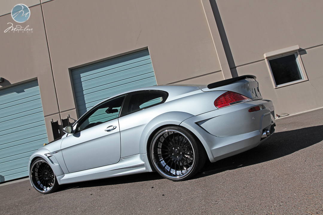 Bmw M6 Gt Lumma Widebody Speed District