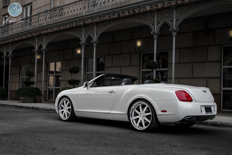 Pirelli P Zero Nero >> Modulare Wheels | Bentley Continental GTC Speed | 22 ...
