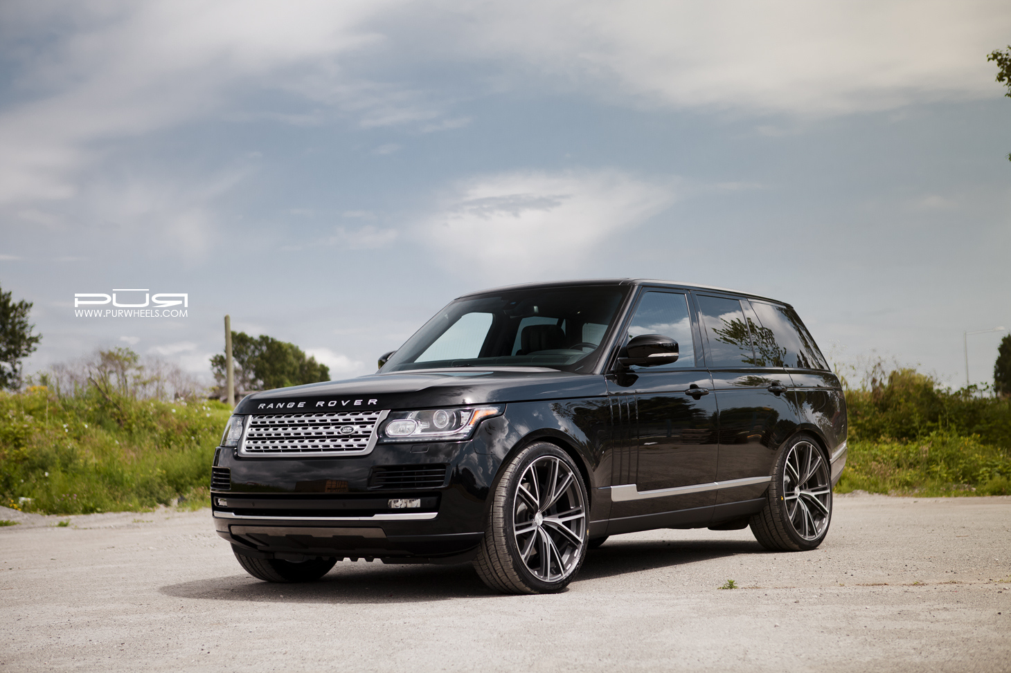 Pur Range Rover Vogue Supercharged 9ine Teamspeed Com