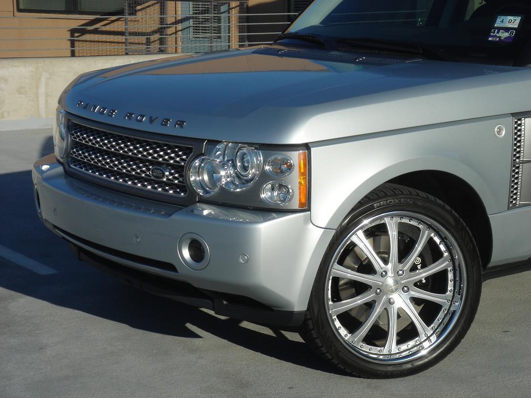 """FS: 22"""" Modulare M3 brushed with 285/35/22 tires - Range Rover - 6SpeedOnline - Porsche Forum ..."""