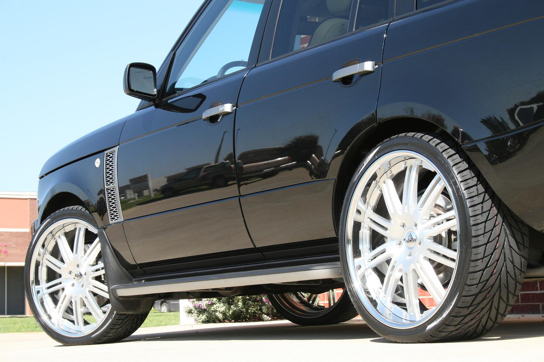 Anybody Got 24 S On Their Range Rover Page 2