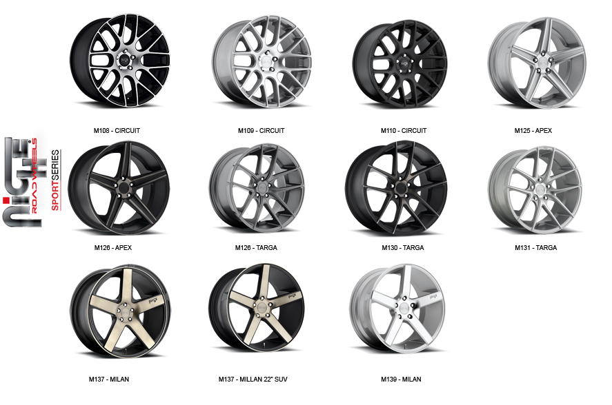 Niche Road Wheels >> Niche Wheel Experts Wheel Experts