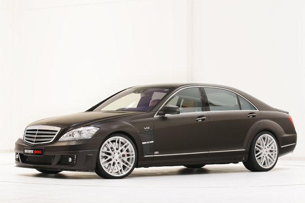 BRABUS 800 Based on the Mercedes S-Class 01