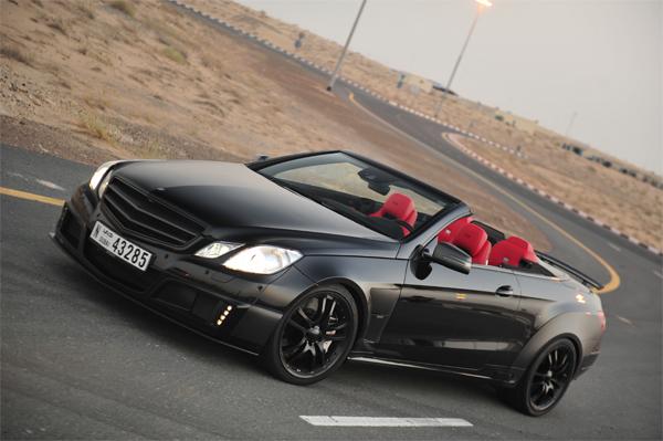 BRABUS 800 E V12 Cabriolet 01