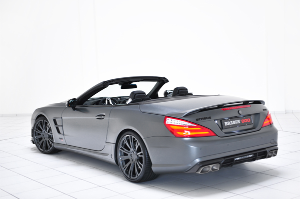 BRABUS 800 Roadster based on the Mercedes SL 65 AMG 02