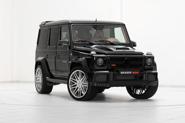 BRABUS 800 WIDESTAR based on the Mercedes G 65 AMG 01