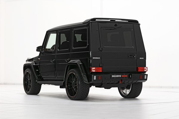 BRABUS 800 WIDESTAR based on the Mercedes G 65 AMG 02