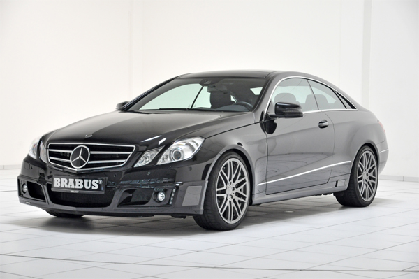 BRABUS B50 500 based on the Mercedes E-Class Coupe 01