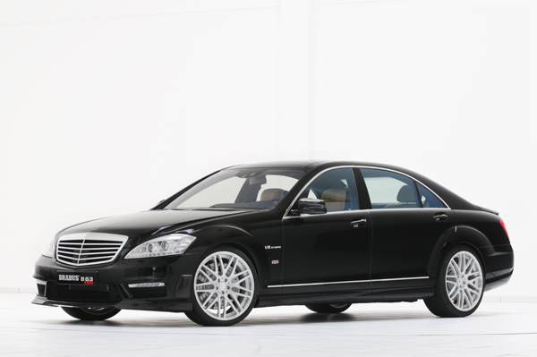 BRABUS B63 620 PowerXtra CGI Based on the Mercedes S 63 AMG 01