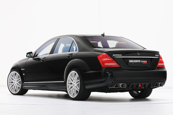 BRABUS B63 620 PowerXtra CGI Based on the Mercedes S 63 AMG 02