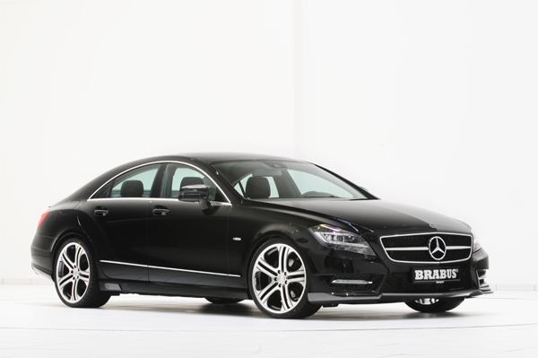 BRABUS Bodystyling Kit for the Mercedes CLS-Class with AMG Sport Package 01