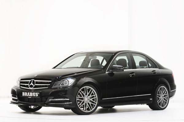 BRABUS Program for the Mercedes C-Class 2011 01