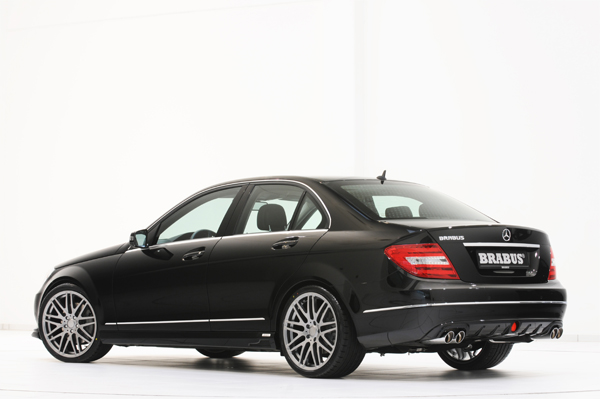 BRABUS Program for the Mercedes C-Class 2011 02