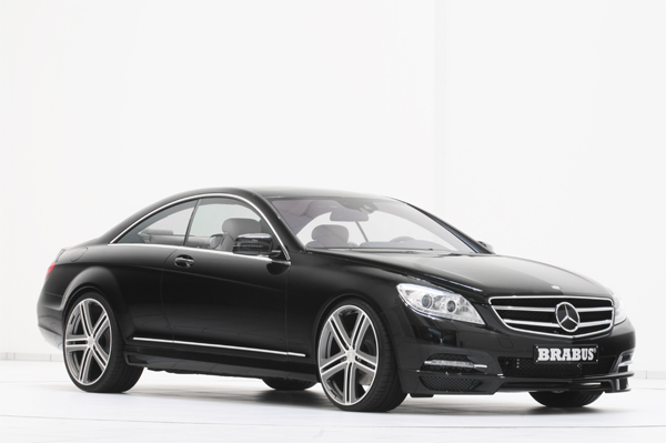BRABUS Program for the Mercedes CL-Class 01