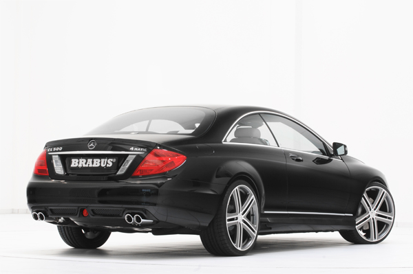 BRABUS Program for the Mercedes CL-Class 02