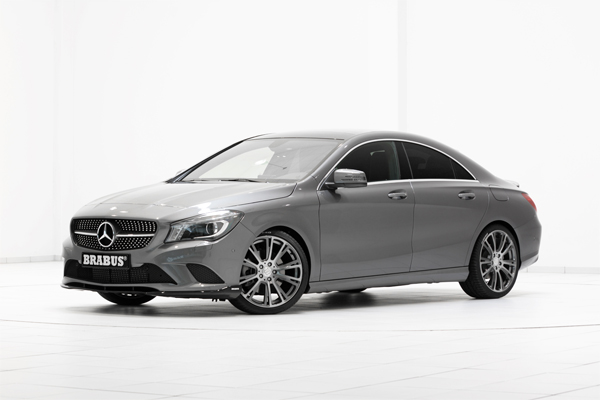 BRABUS Program for the Mercedes CLA-Class 01