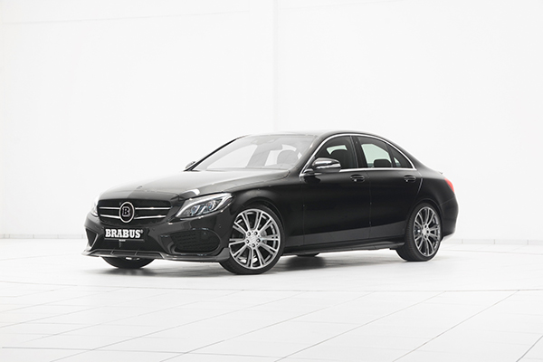 BRABUS Program for the new Mercedes C-Class W 205 with AMG Line bodystyling 1