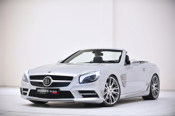 BRABUS Program for the new Mercedes SL-Class with AMG Sport package 01