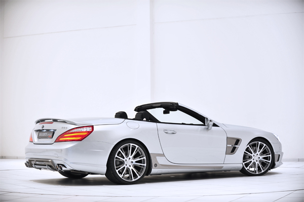 BRABUS Program for the new Mercedes SL-Class with AMG Sport package 02