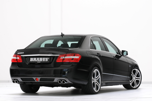 BRABUS Upgrade for Mercedes AMG E-Class Models 02