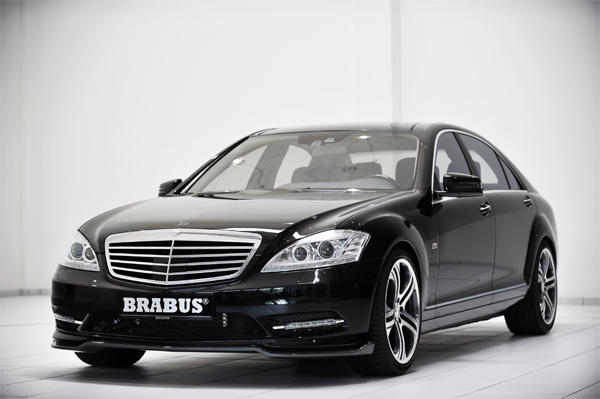 BRABUS Upgrade for Mercedes AMG S-Class Models 01