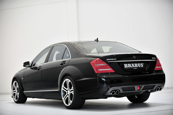 BRABUS Upgrade for Mercedes AMG S-Class Models 02