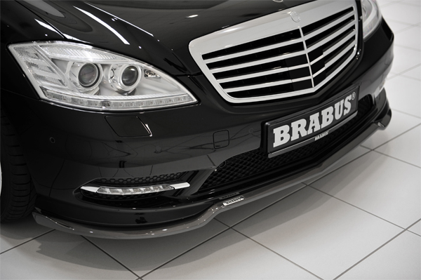 BRABUS Upgrade for Mercedes AMG S-Class Models 03