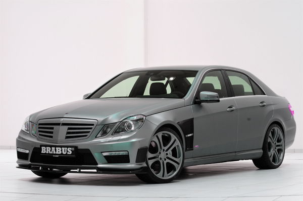 BRABUS Upgrade for Mercedes E 63 AMG 01